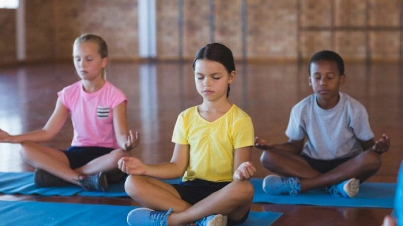 How to Encourage Children to Meditate