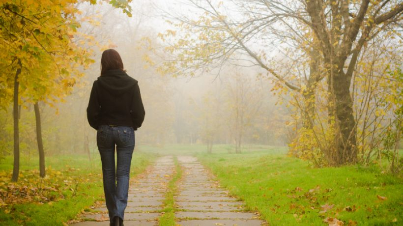 Walking meditation: how to do it and why it is good for you