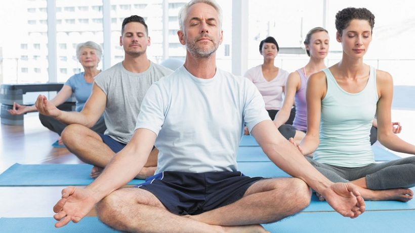 Are you looking for a natural remedy for back pain? Try yoga!